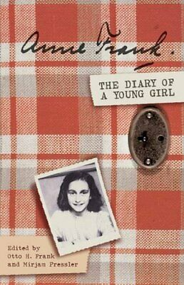 The Diary of a Young Girl: The Definitive Edition by Frank, Anne Paperback Book