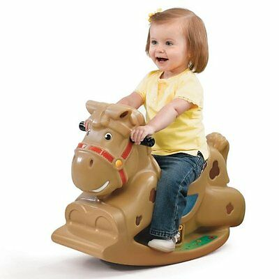 New Step2 Patches The Rocking Horse Toy, Gift, Baby