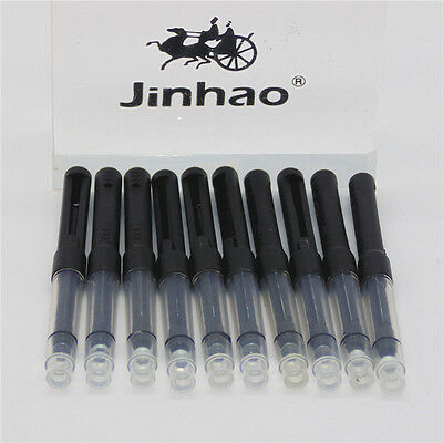 JINHAO 10pcs Small fountain Pen Ink Converter Reservoir New Free shipping