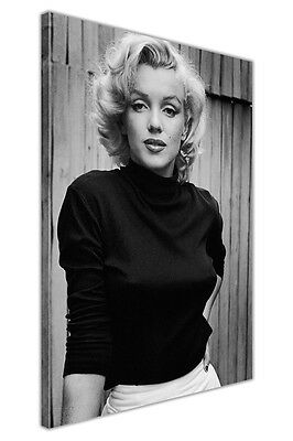 Marilyn Monroe Fashion Shoot Canvas Wall Art Prints Framed Picture Iconic Poster
