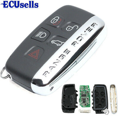 5 Button 433MHZ Smart Key for Land Rover Range Rover Evoque /Sport 2012-2015