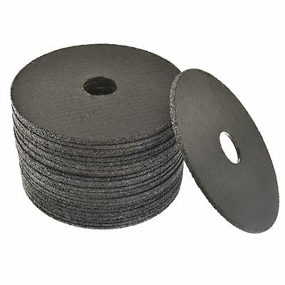 """4 1/2"""" Cutting Grinding Discs for Air Angle Grinder Cutoff Tool 25Pk 115mm AT266"""