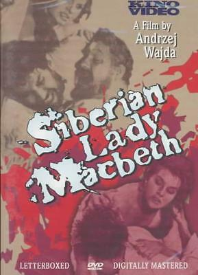 The Siberian Lady Macbeth New Dvd