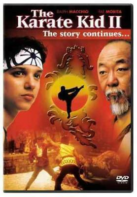 The Karate Kid Part 2 New Dvd