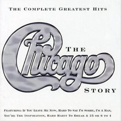 The Chicago Story: The Complete Greatest Hits [Single Disc] New Cd