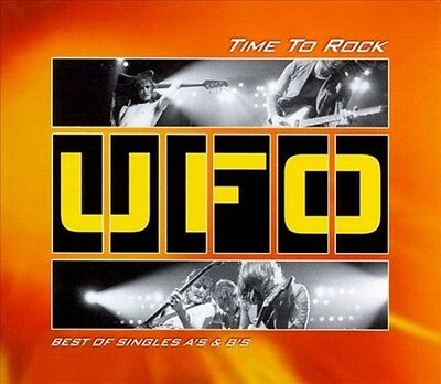 Ufo - The Time To Rock: Best Of Singles A's & B's New Cd