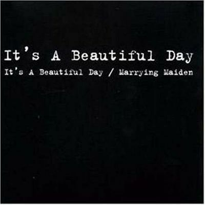 It's A Beautiful Day - Marrying Maiden New Cd
