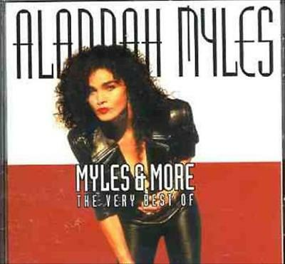 Myles & More: The Very Best of Alannah Myles New CD