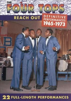 Four Tops - Reach Out New Dvd
