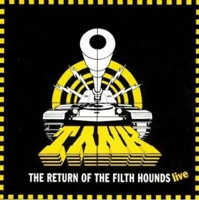 Tank (Heavy Metal) - Return Of The Filth Hounds Live [Bonus Tracks] [Digipak] Ne
