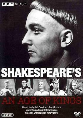 Shakespeare - An Age Of Kings New Dvd