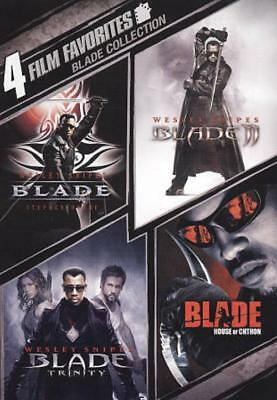 Blade Collection: 4 Film Favorites New DVD