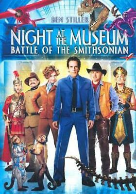 Night At The Museum: Battle Of The Smithsonian New Dvd