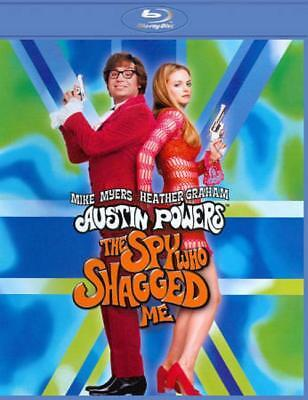 Austin Powers: The Spy Who Shagged Me New Blu-Ray