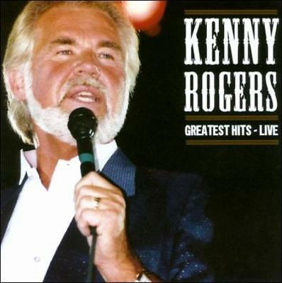 Kenny Rogers - Greatest Hits - Live New Cd