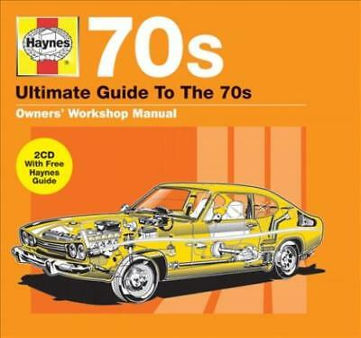 Various Artists - Haynes Ultimate Guide To The 70S New Cd