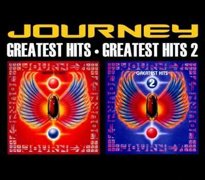 Journey (Rock) - Greatest Hits/greatest Hits, Vol. 2 New Cd
