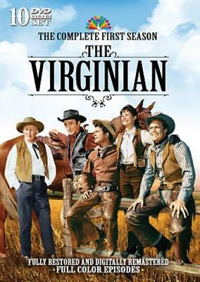 The Virginian: The Complete First Season New Dvd