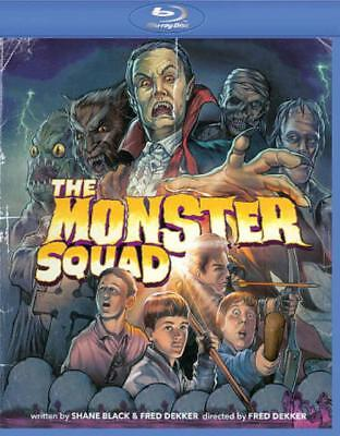 The Monster Squad New Blu-Ray