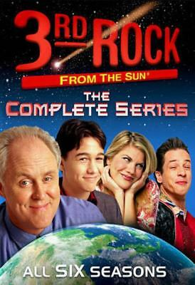 3Rd Rock From The Sun: The Complete Series New Dvd