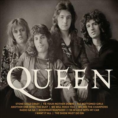 Queen - Icon New Cd
