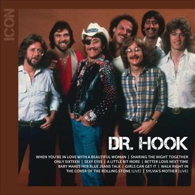 Dr. Hook - Icon New Cd