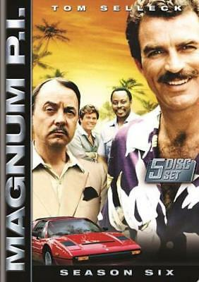 Magnum P.i. - The Complete Sixth Season New Dvd