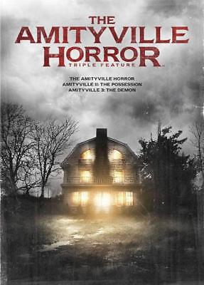 The Amityville Horror Triple Feature New Dvd