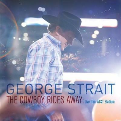 George Strait - The Cowboy Rides Away: Live From At&t Stadium New Cd