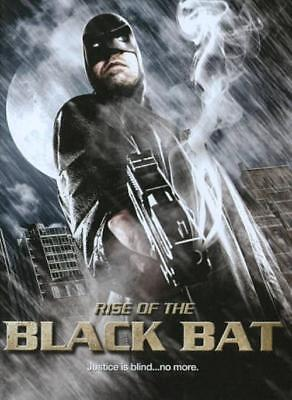 Rise Of The Black Bat New Dvd