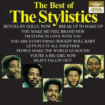 The Stylistics - The Best Of The Stylistics New Cd