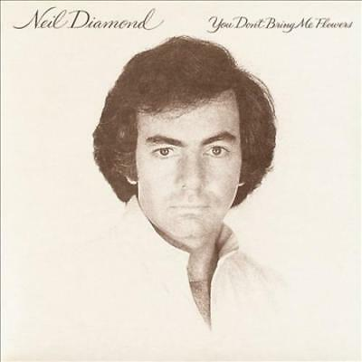 Neil Diamond - You Don't Bring Me Flowers New Cd
