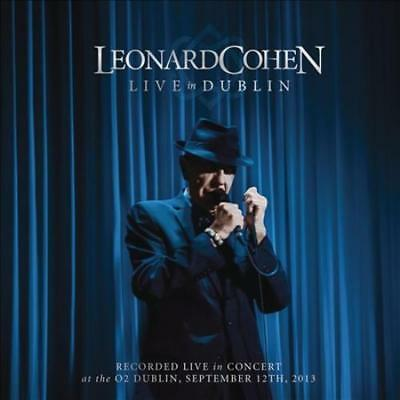 Leonard Cohen - Live In Dublin New Cd