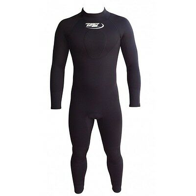 Rayzor Black Spearo 3mm Spearfishing Steamer Wetsuit - With Speargun Loading Pad