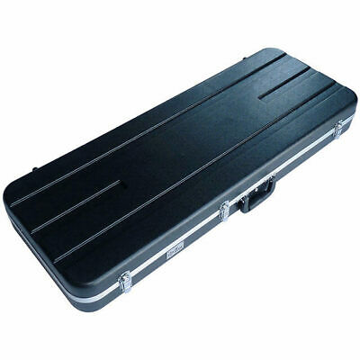 Electric Guitar Hard Case Durable ABS Light Weight Rectangular Lockable