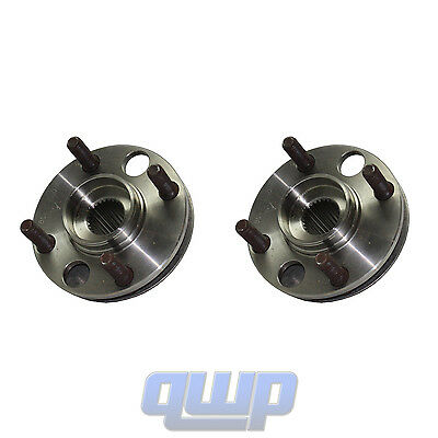 New Pair  Wheel Bearing Hub Assembly Front Plymouth Dodge 518500 x2