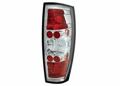 IPCW CWT-CE5005C Crystal Clear LED Tail Lamp Pair 03-00-CWT-CE5005C