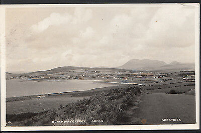 Scotland Postcard - Blackwaterfoot, Arran   3167