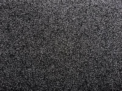 Carpet Black Saxony Super Deep Pile Stain Free Flecked Pile Felt Back Sale