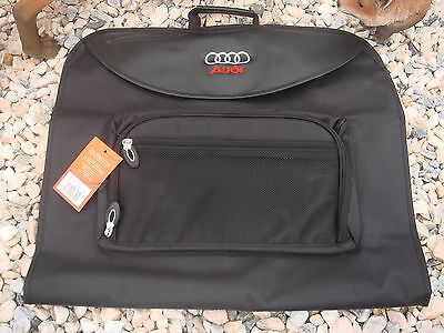 Audi - Leatherette Garment Carrier - Was £49.99 - Now Only £34.99
