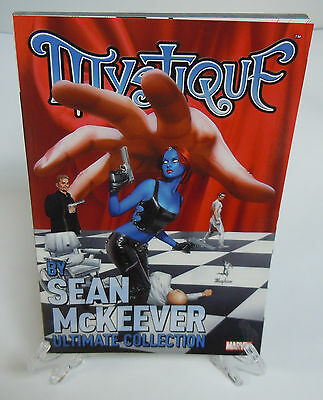Mystique Ultimate Collection Sean McKeever Marvel Comics TPB Trade Paperback New