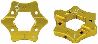 Driven Racing - DPA-14 GD - Fork Pre-Load Adjuster, Gold~