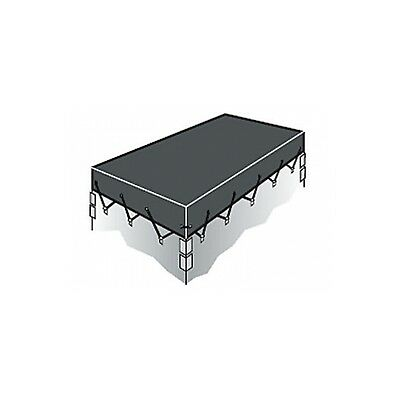 Maypole 5ft x 3ft Leathercloth Trailer Flat Cover - MP928