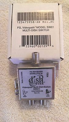 Dish Network Sw21 Multi Switch/original Sw21 / New In Box! / Fast,free Shipping!