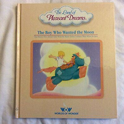 The Boy Who Wanted the Moon by Marty French Book The Cheap Fast Free Post