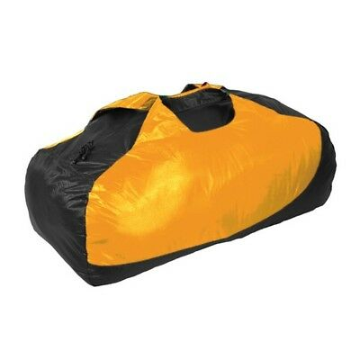 Sea to Summit 40L Ultra Sil Duffel Travel Bag - Compact & Super Light - YELLOW