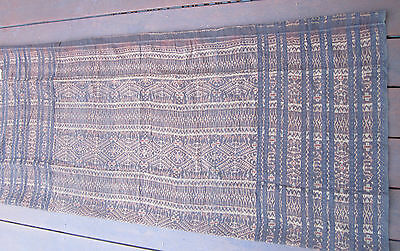 Vintage Ikat From Flores Sarong/  Wall Hanging