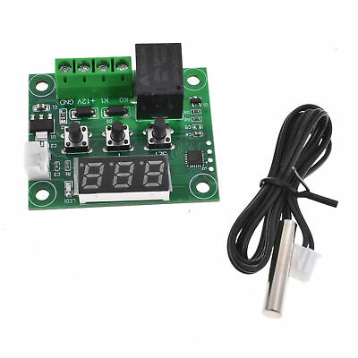 W1209 Digital thermostat Temperature Controler -50-110°C 12V +sensor