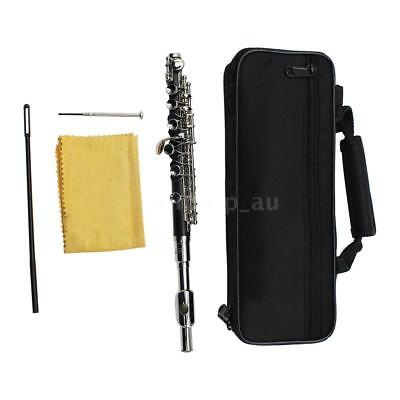 C Piccolo Cupronickel ABS Body Joint & Keys +Case+Care Kit