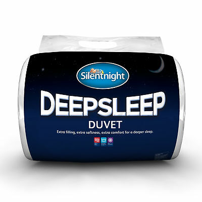 Silentnight Deep Sleep Duvet - 7.5 Tog - Double